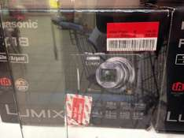 [LOKAL] real,- Ihlpohl - Panasonic Lumix DMC-TZ18 für 60€