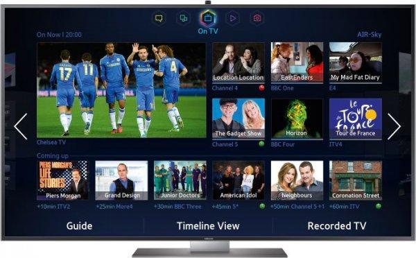 Samsung UE55F9090 3D UHD TV das 4k Flagschiff von Samsung!