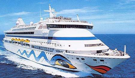 4 Tage / 3 Nächte Aida Kurzkreuzfahrt AidaVita ab Mallorca im Juni für 199€