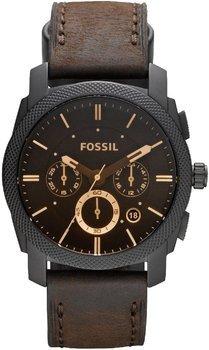 [amazon uk] Fossil Herren Chronograph Fs4656, 80 GBP inkl. Versand nach DE = 97,16 Euro | idealo 119 Euro