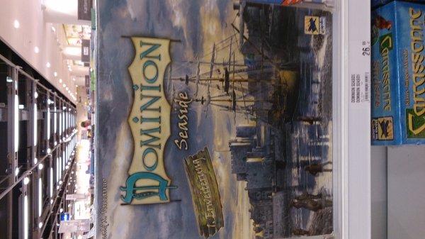 [Lokal FFM] Dominion Seaside (1. Erweiterung) für 26,99€ im Karstadt auf der Zeil