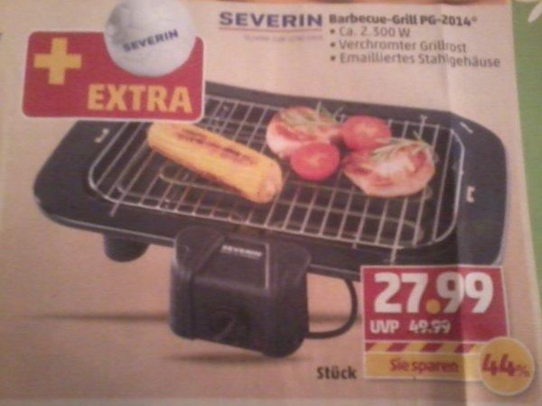 [Penny] Severin Barbecue-Grill + Ball für 27,99 €