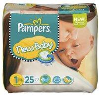 [Baby-Markt.de] Pampers New Baby Gr.1 Newborn 1,99 EUR ggf. als Füllartikel / 6% qipu
