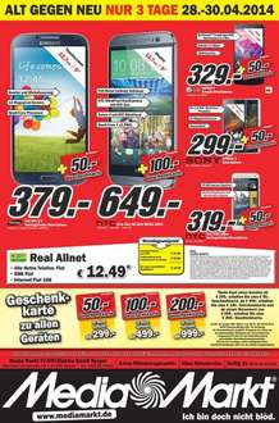 [MM Worms, Speyer, LU,HP] Nexus 5 16gb schwarz 279€ (329€-50€ MM Gutschein)