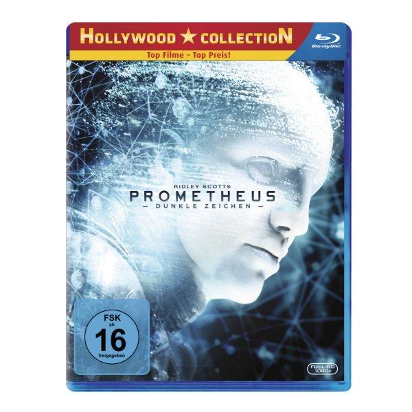 [amazon.de] Prometheus - Dunkle Zeichen[Blu-ray] für  5,22 € (Prime oder Hermes)