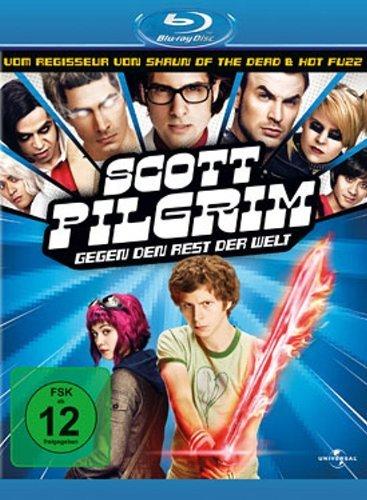 [Blu-ray] Scott Pilgrim vs. The World für 5,50€ @amazon.de (bei Versand in Hermes-Paketshop)