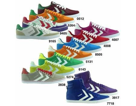 HUMMEL Schuhe Damen & Herren Sneaker bei meinpaket.de für 29,99€