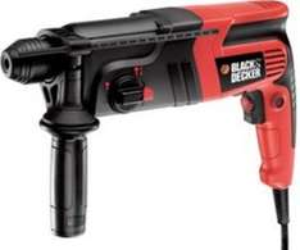 BLACK & DECKER B&D 550W SDS-plus Bohrhammer KD855KA Bohrmaschine NEU OVP