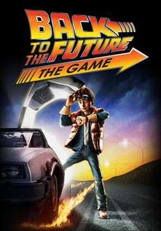 [Steam] Back to the Future - The Game Bundle (Alle Episoden) [PC-Download] für 3,64€ @ Gamefly