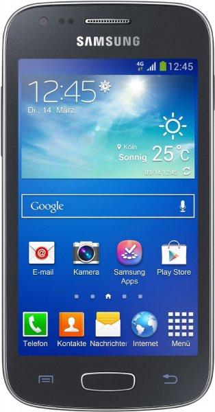 Samsung Galaxy Ace 3 LTE Schwarz @smartkauf für 103,95 €