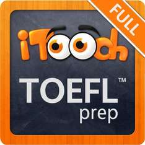 [Amazon App Shop (Android)] iTooch TOEFLTM Prep FULL gratis