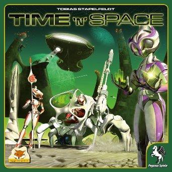 Time 'n' Space (Brettspiel - Pegasus Verlag)