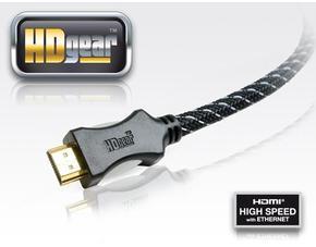 Doppelpack 2 x HDGear - High Speed HDMI Kabel, 2 m