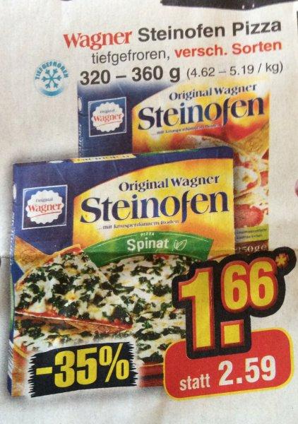 Netto[ohne Hund] Wagner Steinofenpizza versch. Sorten