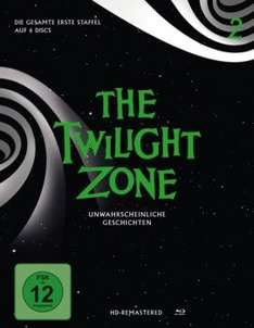 [Blu-ray] The Twilight Zone 1+2, Gravity, Breaking Bad, Silent Hill, Steelbooks ... @ Alphamovies