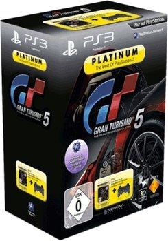[ Real ]  Gran Turismo 5 + Wireless Dualshock Controller (PS3)  30€