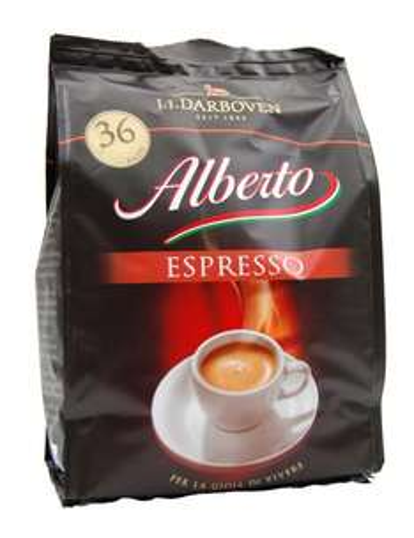 [Lokal] V-Markt | J.J. Darboven Alberto Espresso Pads (40 Stück)