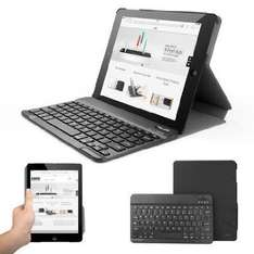 iPad Bluetooth Tastatur Anker TC960 Ultra-Slim Folio