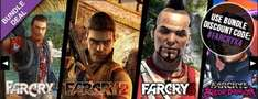 Far Cry Quadrilogy Pack @ FunStock Digital