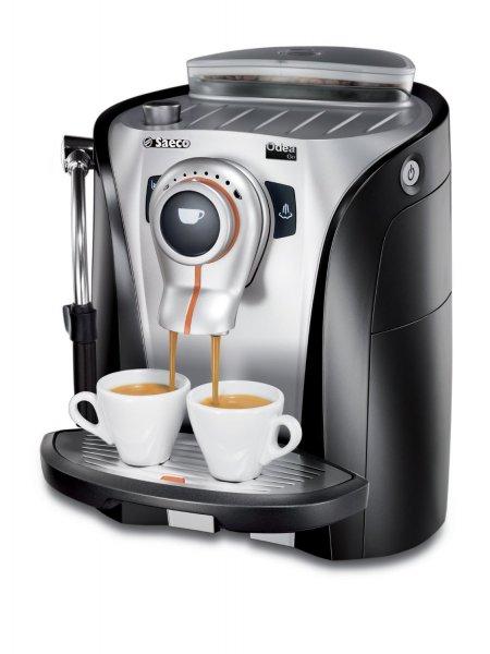 Saeco RI9752/01 Odea Go Kaffee-Vollautomat (15 bar, Dampfdüse) grau-silber für 179 euro inkl. Versand