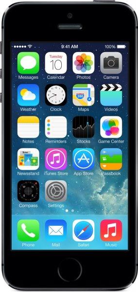 iPhone 5S 64GB (alle Farben) beim MM Rausräumalarm für 729€!