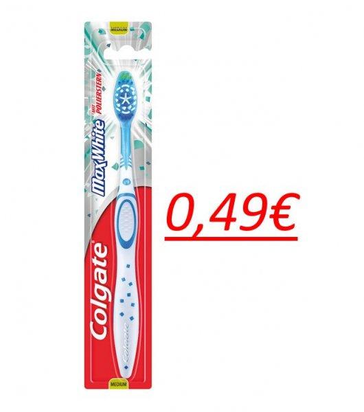 [BUNDESWEIT] Colgate Zahnbürsten bei Rossmann für 0,49€