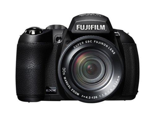 [B-Ware] Fujifilm FinePix HS25EXR 16 Megapixel, 30-fach opt. Zoom, 3 Zoll Display, CMOS, bildstabilisiert (3% Qipu) für 159,95€ frei Haus @DC