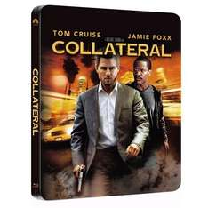 Blu-ray - Collateral (Steelbook) für €6,48 [@Wowhd.se]