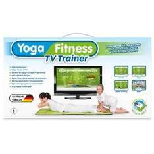 Yoga & Fitness TV Trainer - Interaktive Fitnessmatte @amazon.de 9,96€ exkl. VSK