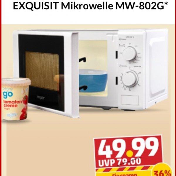 [OFFLINE] Penny (Bundesweit) ab MI 30.04: 700W Mikrowelle + Grillfunktion für 49,99 €