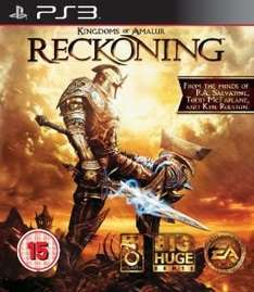 Kingdoms of Amalur: Reckoning (PS3) für 13€ @Zavvi