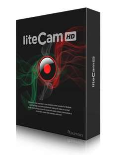 [Freebie] Game-/Desktoprekorder: liteCam HD (100% discount)