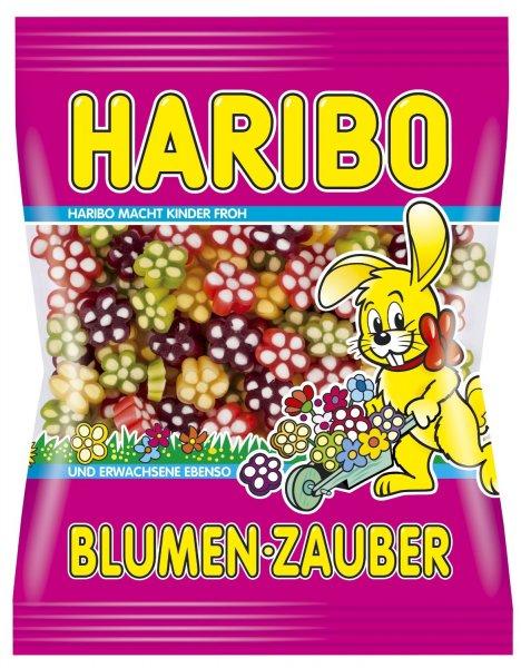 Amazon: Haribo Blumen-Zauber, 10er Pack (10 x 175 g) -> 0,22 Cent/100 Gramm
