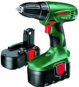 Bosch PSR 18 mit 2 Akkus für ca. 70,20€ inkl. Versand