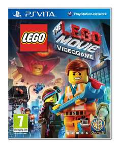 The Lego Movie Videogame (PS Vita) 24,10€ @Amazon.co.uk