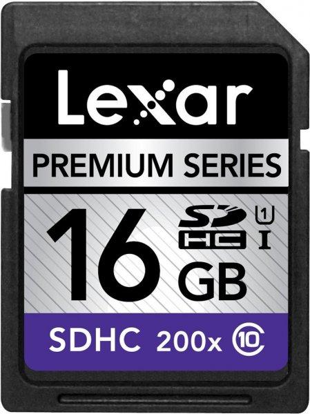 [amazon.de] Lexar SDHC 16GB Class 10 UHS-I 7,57€ inkl. Versand (Prime)