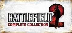 [Steam] Battlefield 2 Complete Collection für 4,99 Euro