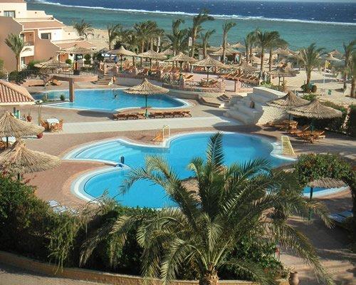 7 Tage Hurghada im 4* Hotel im Juni ab München inkl. Halbpension, Flügen und Transfer für nur 183€ (Mit Holidaycheck Gutschein sogar nur 133€)