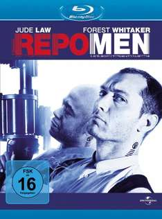 [amazon.de] Repo Men (Unrated Version) [Blu-ray] für 5,89 € (Prime oder Hermes)