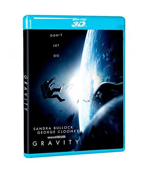 14,49€ - Gravity 3D BluRay bei cede