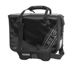 Ortlieb Office Bag QL3 Black and White - Radtasche 2014er-Modell