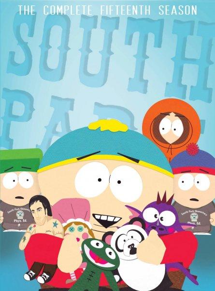 South Park Staffel 1-15