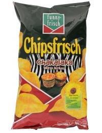 Funny-frisch Chipsfrisch (175 g) div. Sorten, 1,11€ bei mytime.de