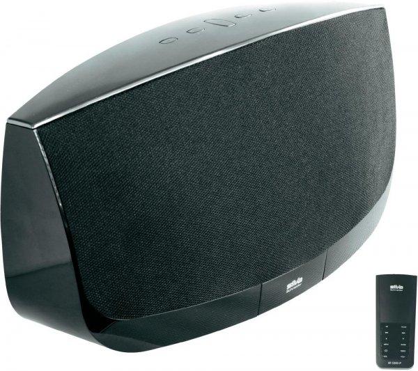 Silva Schneider Bluetooth Lautsprecher BT-S 300 iP schwarz oder weiß für 29,99 Euro inkl. Versand