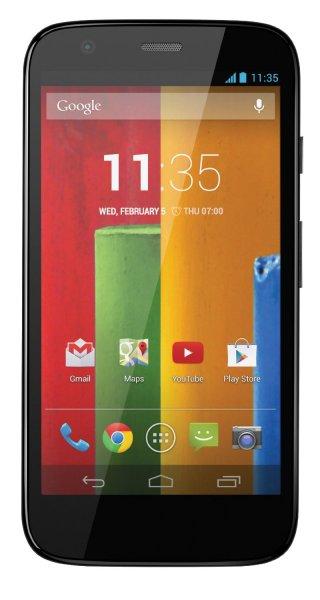 Motorola Moto G 16GB für 172,74€ inkl. Versand @Amazon.uk
