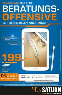 Local Braunschweig Samsung Galaxy Note 8.0 16 GB WiFi
