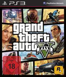 [Mediamarkt & Saturn AT] GTA 5 (PS3/XBOX360) für 25 Euro