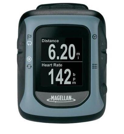 Magellan Switch HR GPS-Pulsuhr mit Brustgurt Schwarz-Grau@ Voelkner, Digitalo, SMDV, Conrad 97,95 €