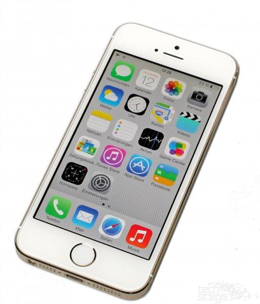 Neuwertige iPhone 5s Telefone wieder in fast allen Farben (Gold, Graphit, Weiss) für 485€ @smartkauf