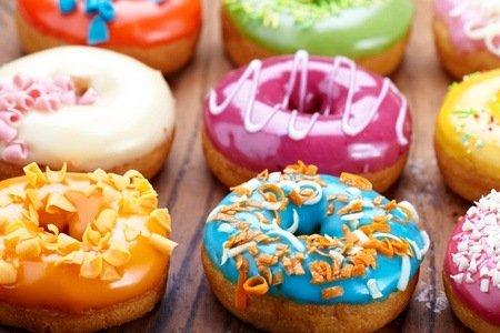 [lokal Hannover] 24er Donut-Box von Donuts Delight für 11,99€ + 9% Qipu